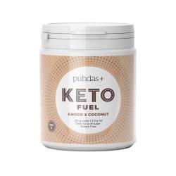 KETO energijos suteikiantis užkandis (šokoladas ir kokosas