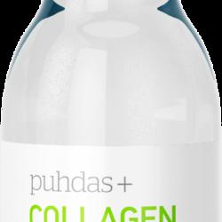 Kolageninis vanduo citrina ir imbieras